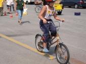 Fahrrad-Parcour